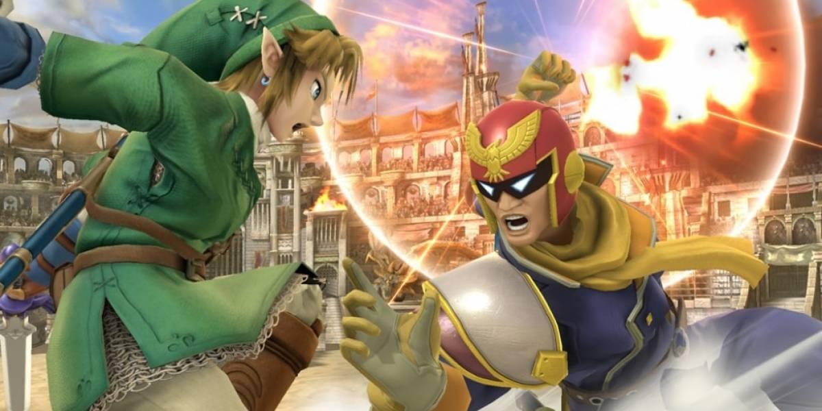 Super Smash Bros. en Wii U podrá pre-cargarse antes de tiempo