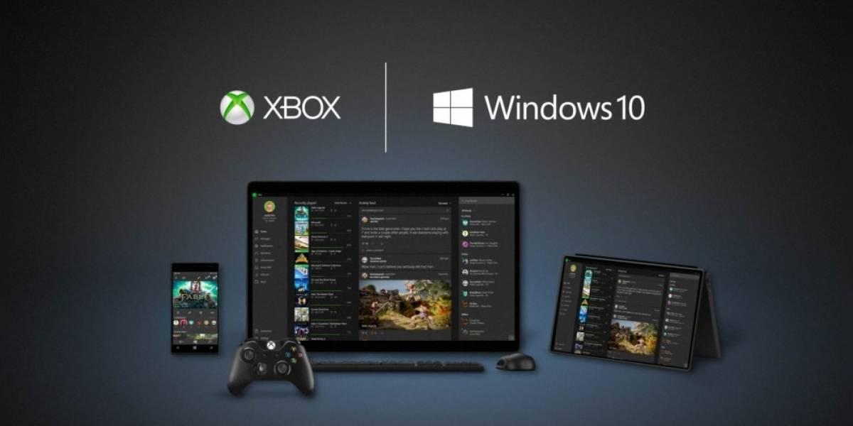 NB Pregunta: ¿Qué juegos de Xbox One quieren ver en Windows 10?