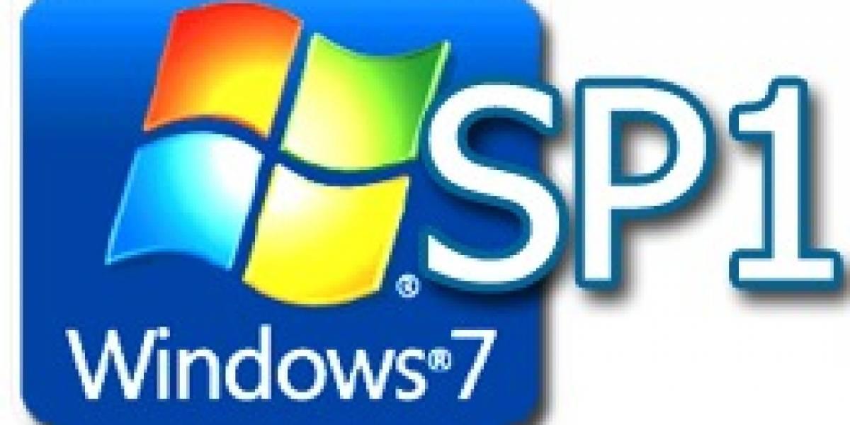 Windows 7 SP1 RC a prueba