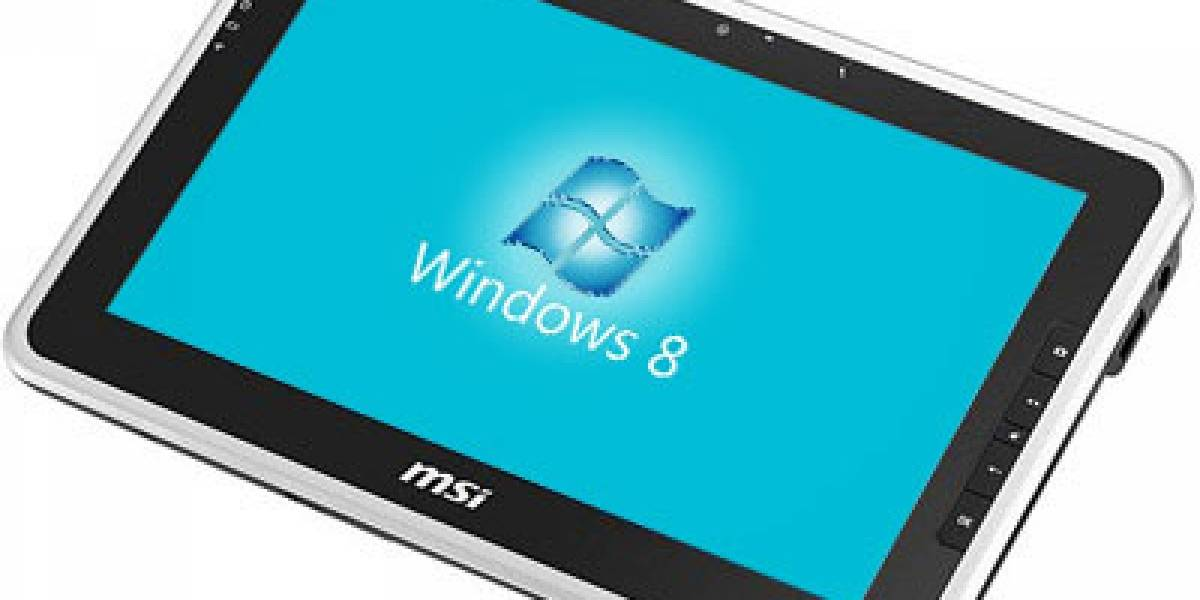 La próxima semana Microsoft mostraría Windows 8 para tablets