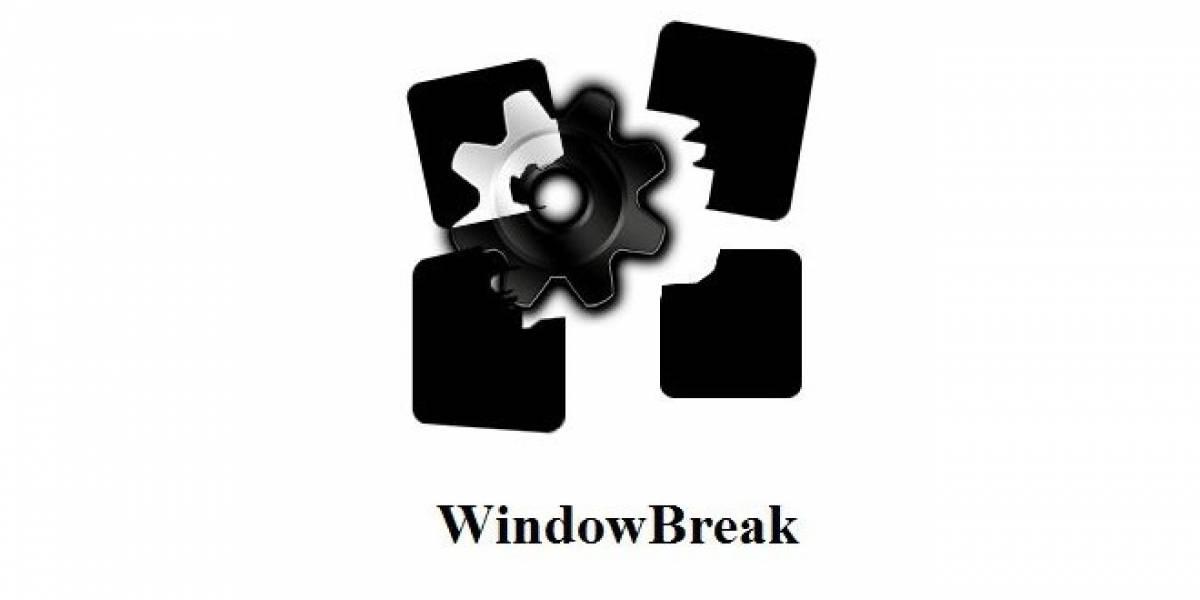 "WindowBreak: Un nuevo ""Jailbreak"" para Windows Phone pero totalmente gratuito"