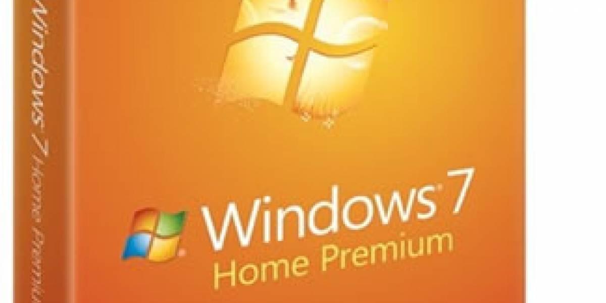 Windows 7 Pack Familiar no pasa el 2011