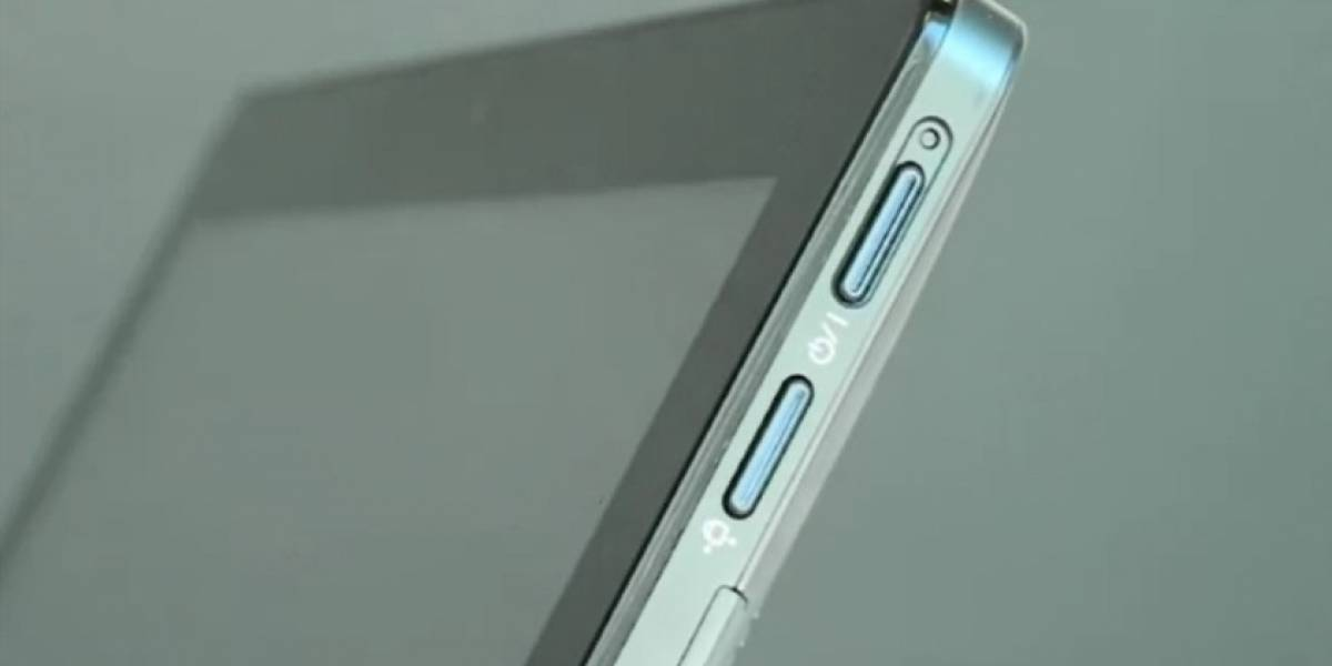 Una mirada a Windows 8 Consumer Preview funcionando en un tablet (Video)