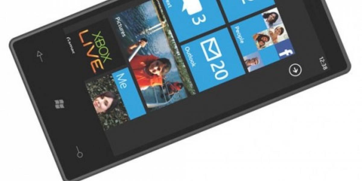 Microsoft distribuyó dos millones de teléfonos Windows Phone 7