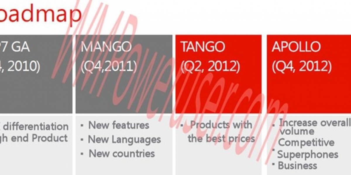 Windows Phone Tango promete ser políglota y hablar 120 idiomas