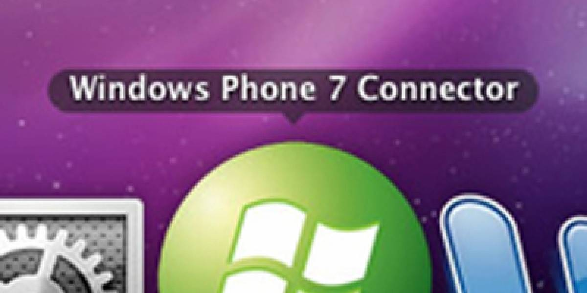 Windows Phone 7 Connector llega a la Mac App Store