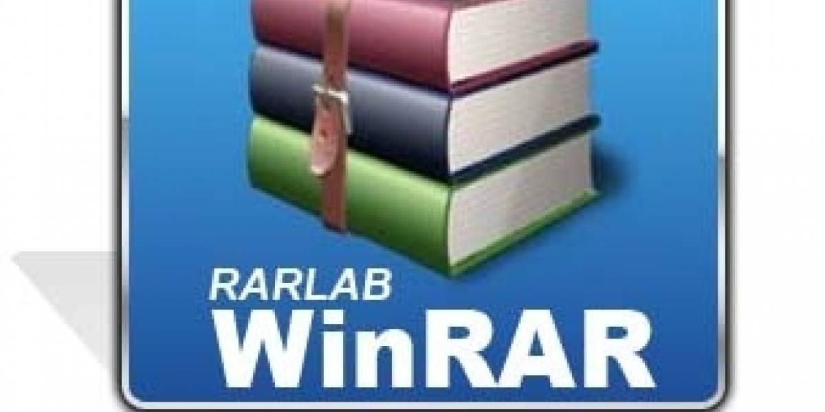 RarLab lanza WinRAR 4.0