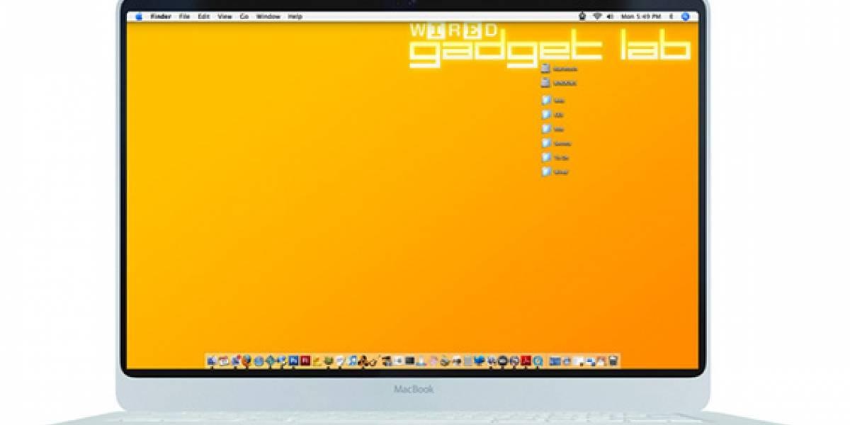 Futurología MW08: ¿Así será el MacBook Air?
