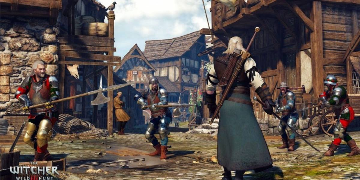 Se revelan los detalles del parche 1.08 para The Witcher 3: Wild Hunt