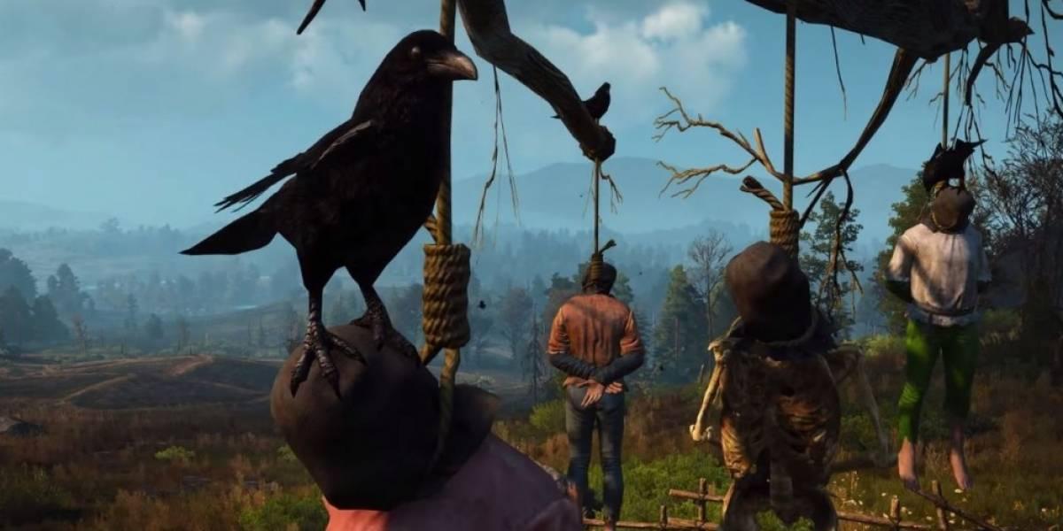 The Witcher 3: Wild Hunt recibe tráiler de lanzamiento