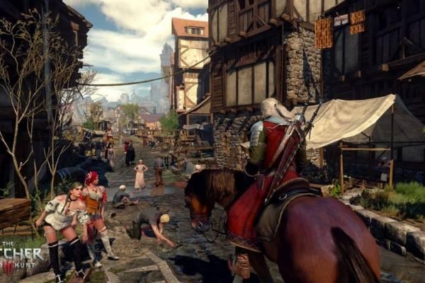 The Witcher 3 recibirá su más grande actualización con más de 600