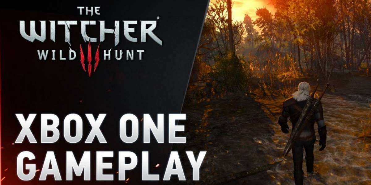 The Witcher 3 en Xbox One tendrá resolución dinámica
