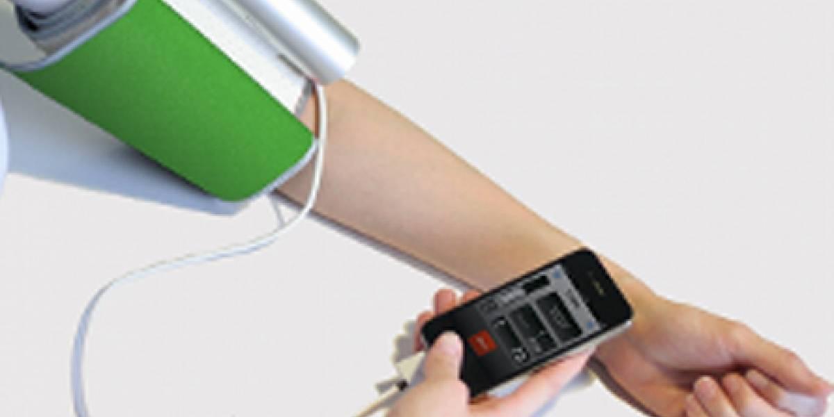 Controla tu tensión desde el iPhone o iPad