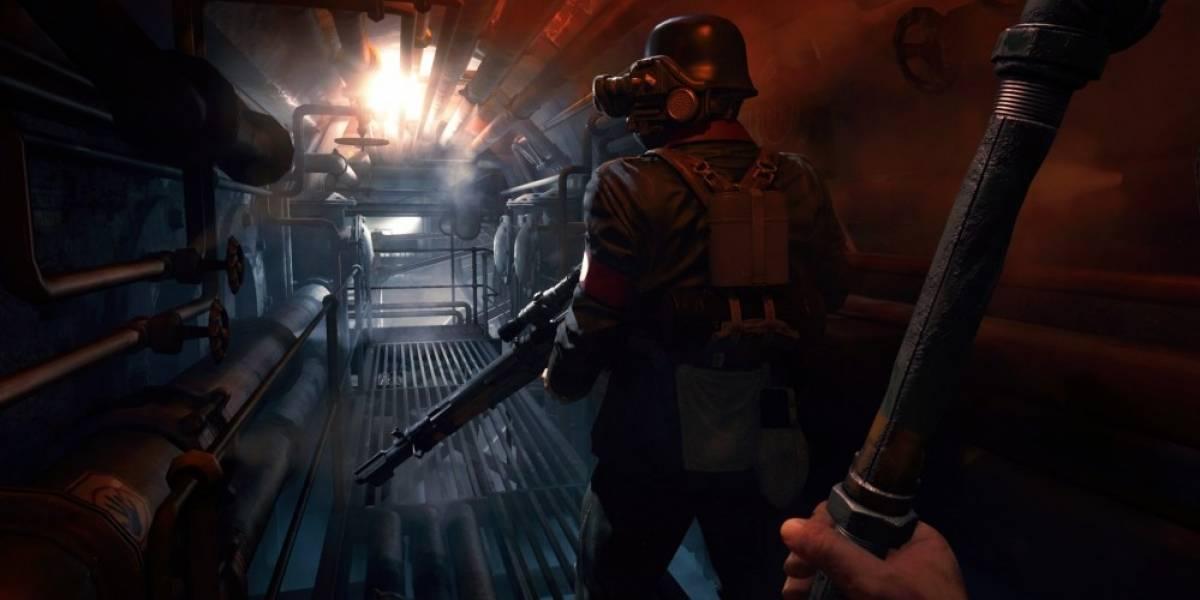 ¿Zombies nazi en Wolfenstein: The Old Blood? Parece que sí
