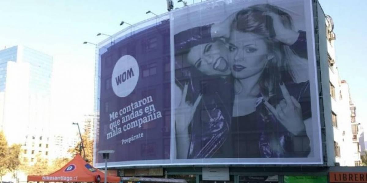 Fracasa negociación entre WOM y Movistar en la demanda de competencia desleal