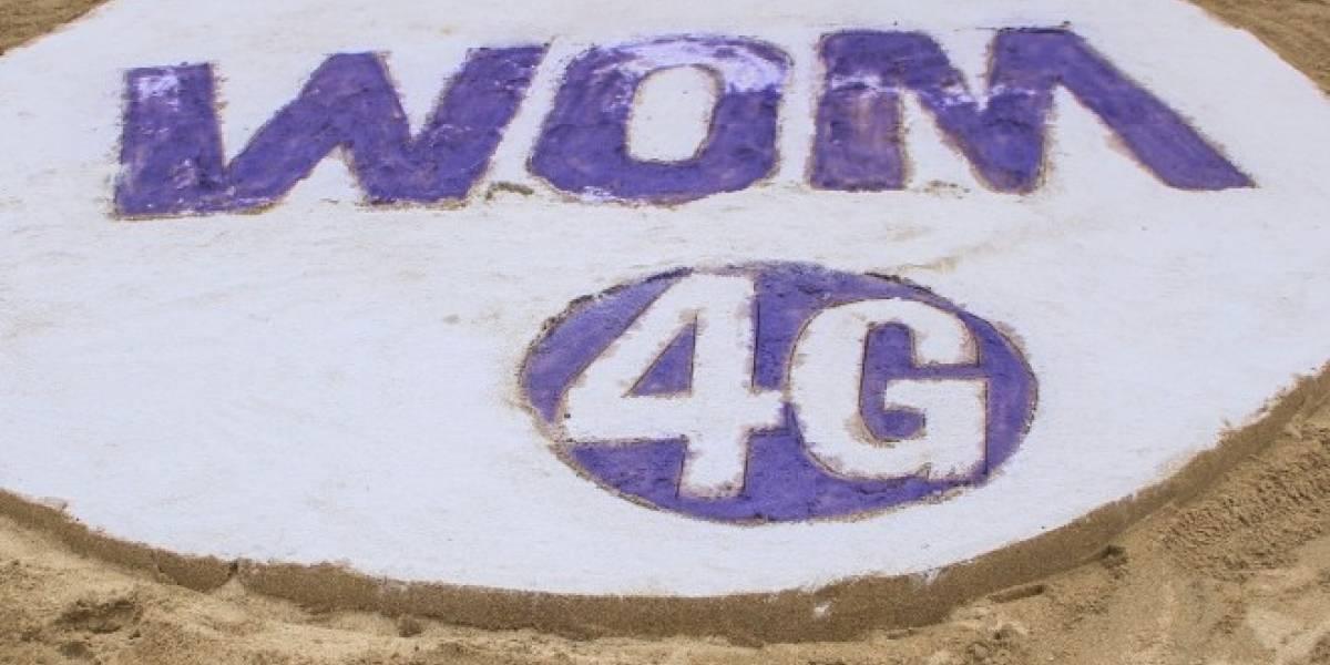 El 4G de WOM llega a más ciudades de Chile