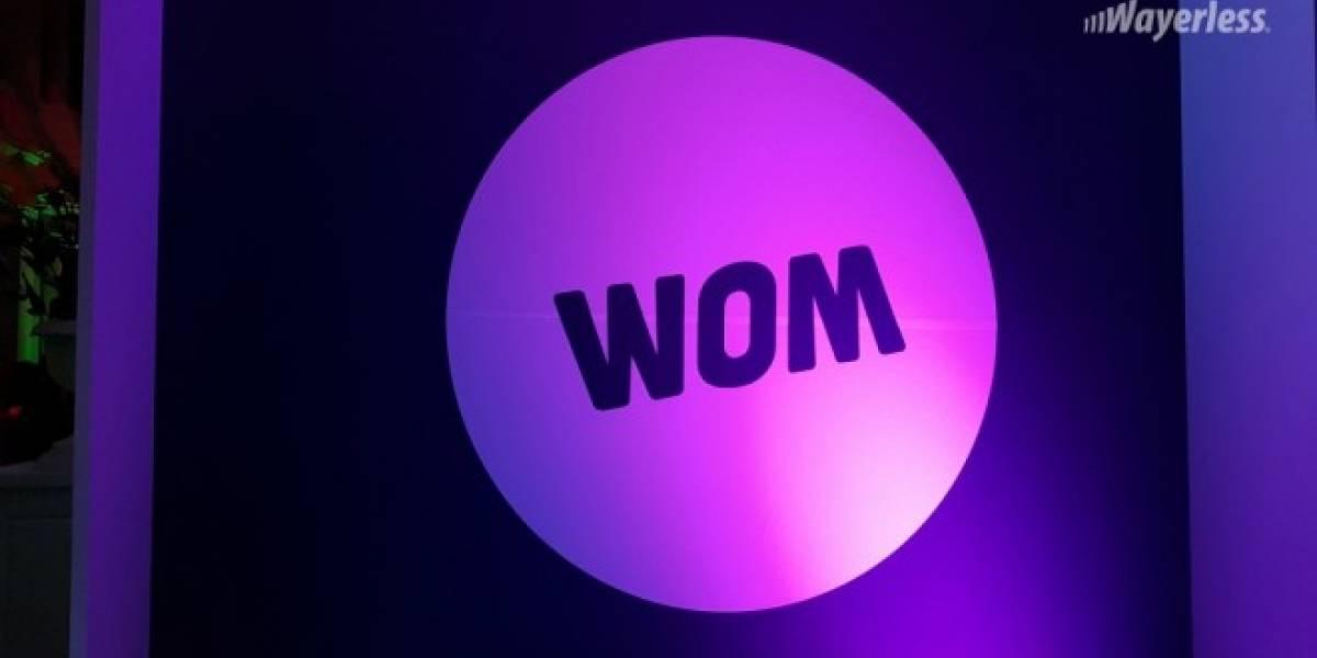 Te mostramos en video cómo funciona el internet móvil de WOM Chile