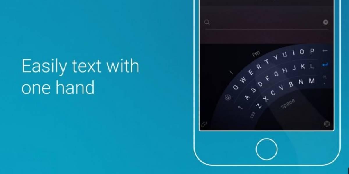 Microsoft lanza su teclado Word Flow en iOS