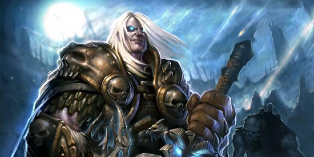Blizzard vuelve a dominar la lista de ventas en PC