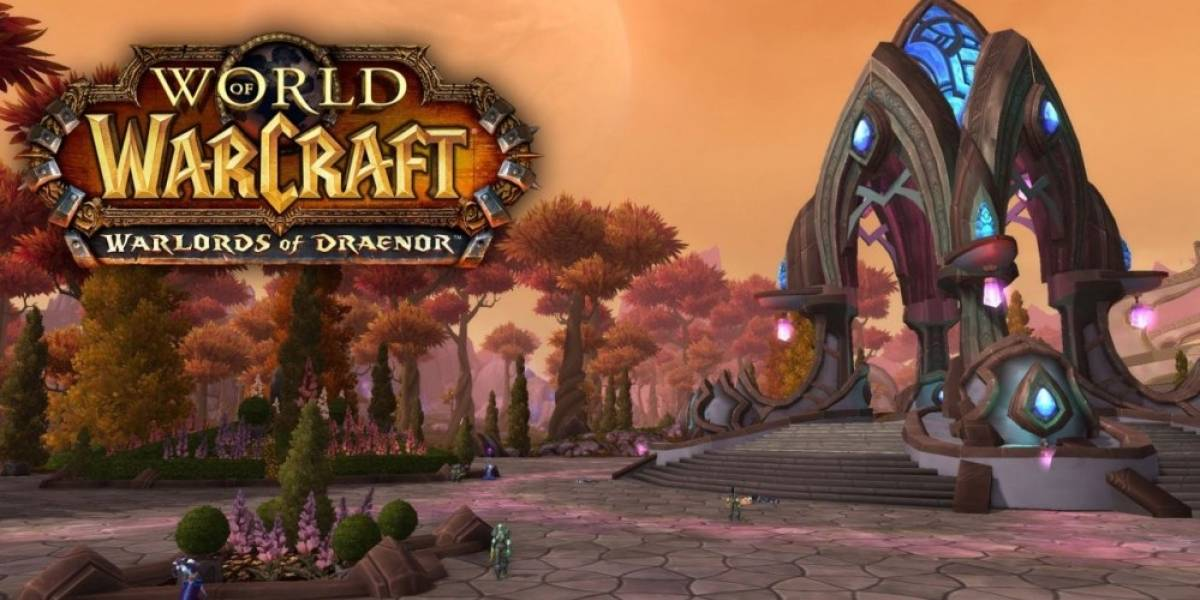 World of Warcraft: Warlords of Draenor recibe fecha de lanzamiento