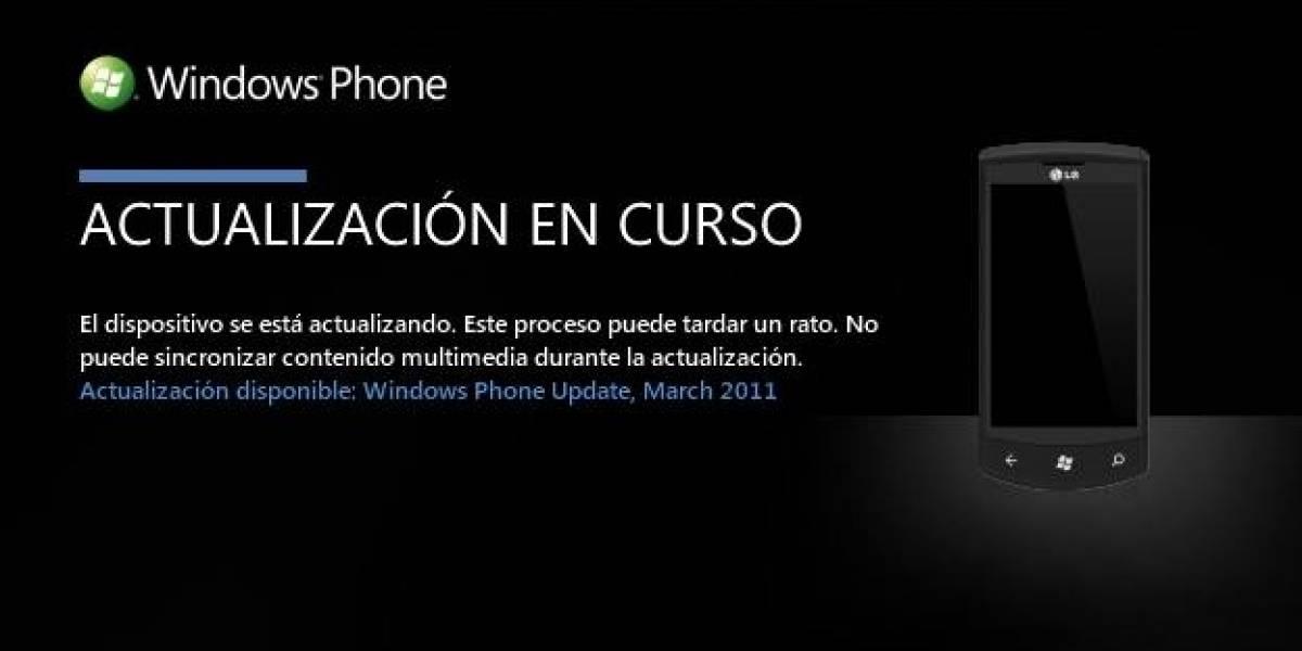 México: la actualización NoDo de Windows Phone 7 ya comenzó