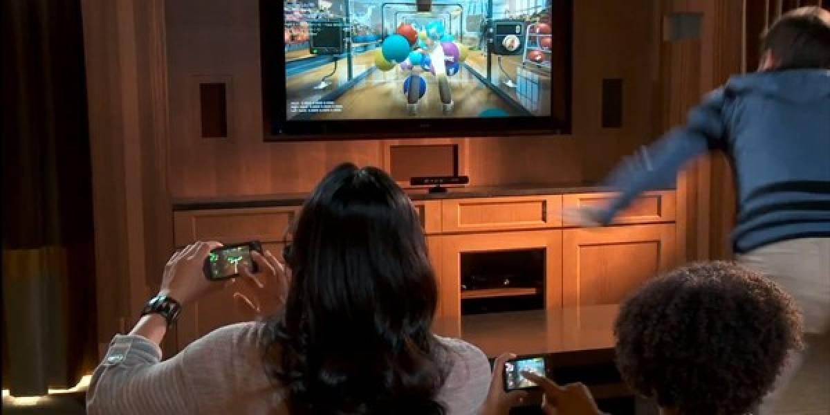 Microsoft muestra como se complementa Windows Phone 7 con Kinect en Xbox Live