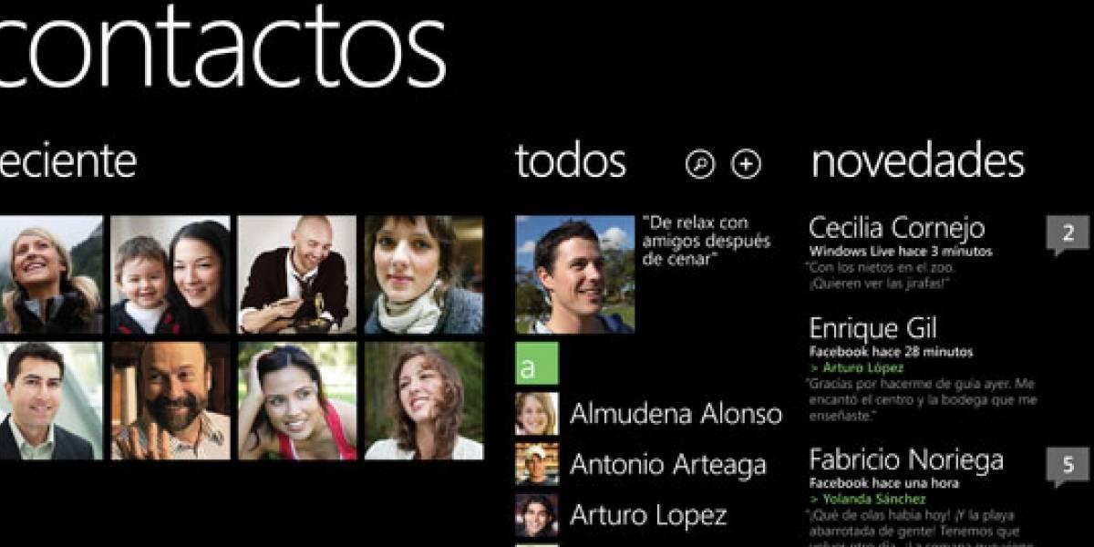 Windows Phone 7 a primera vista