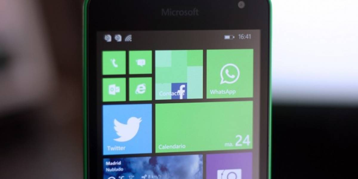 Se vienen las llamadas por voz de WhatsApp a Windows Phone