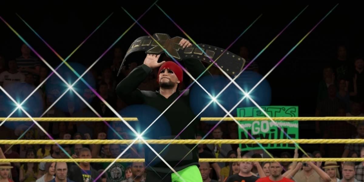 WWE 2K15 llegará también a PC
