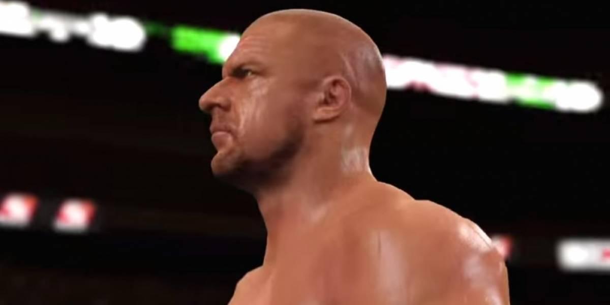 Conoce el primer video de gameplay de WWE 2K15