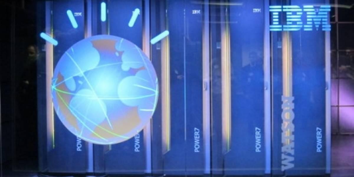 Súpercomputadora Watson podría servir como contestadora de llamados y vendedora
