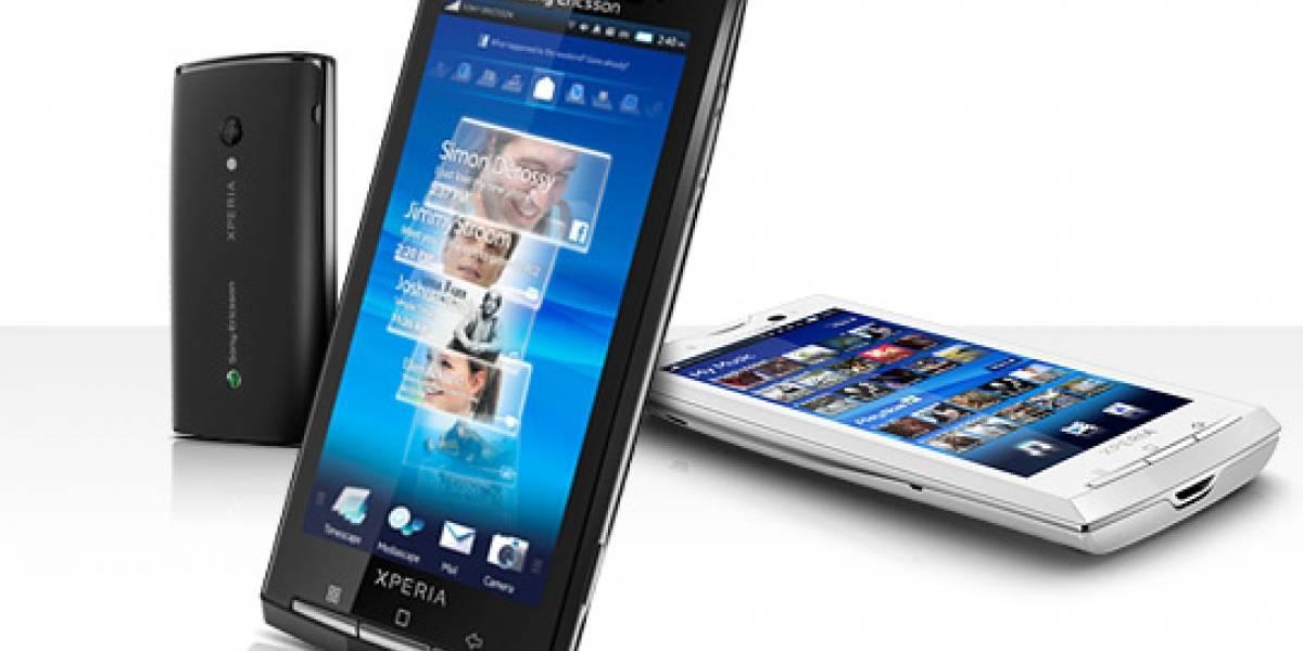 Sony Ericsson no actualizará a los Xperia X10 a Android 2.2