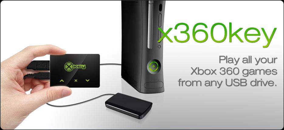 x360key, el modchip de XBOX 360