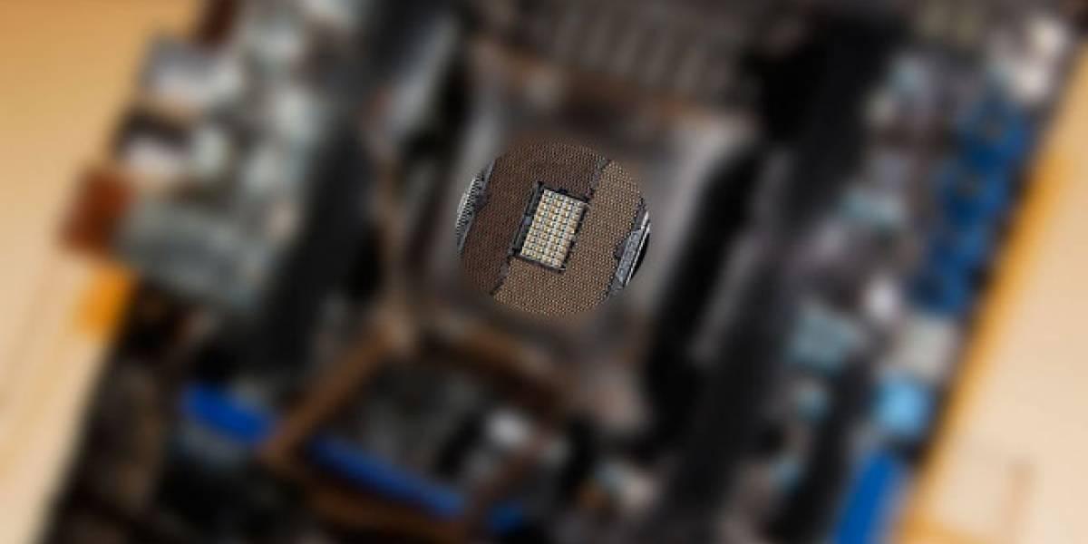 Placa madre MSI socket LGA 2011 avistada