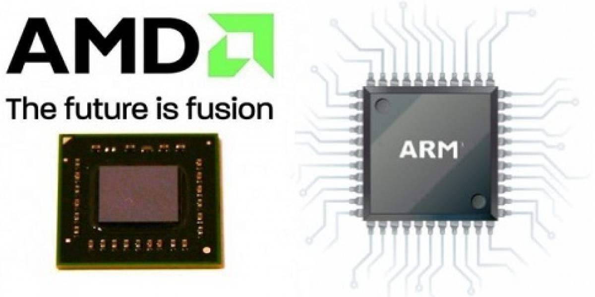 ARM y x86 podrían llegar a tener similar eficiencia energética y características