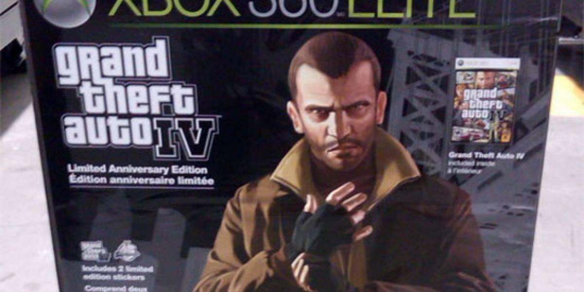 Futurología: Paquete de aniversario de Grand Theft Auto IV