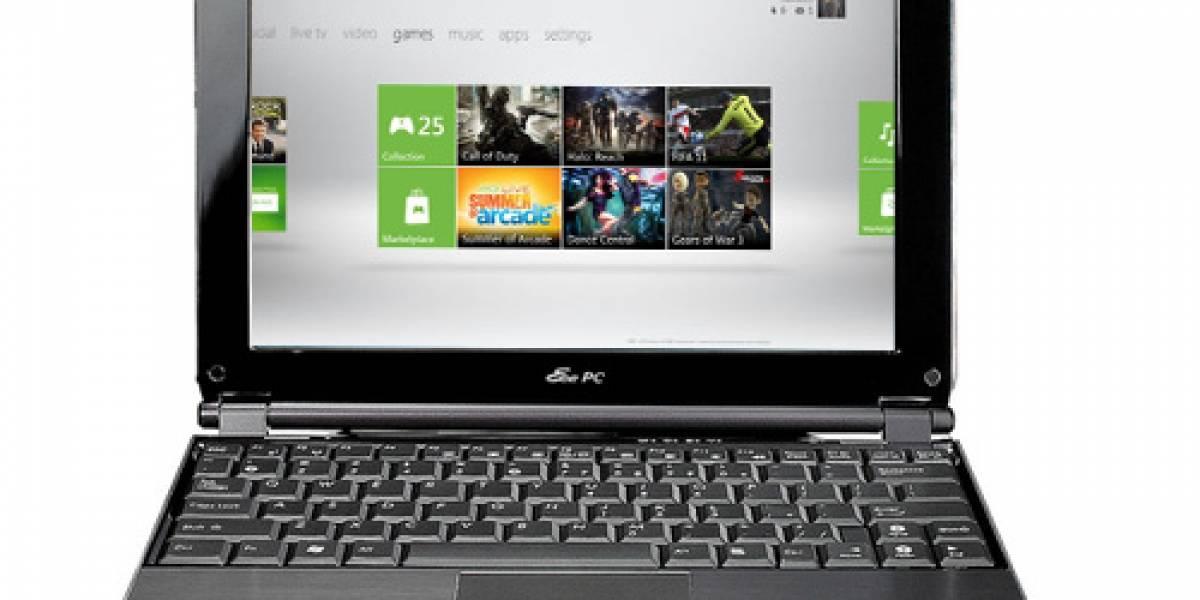 Windows 8 sería capaz de jugar títulos de XBOX 360
