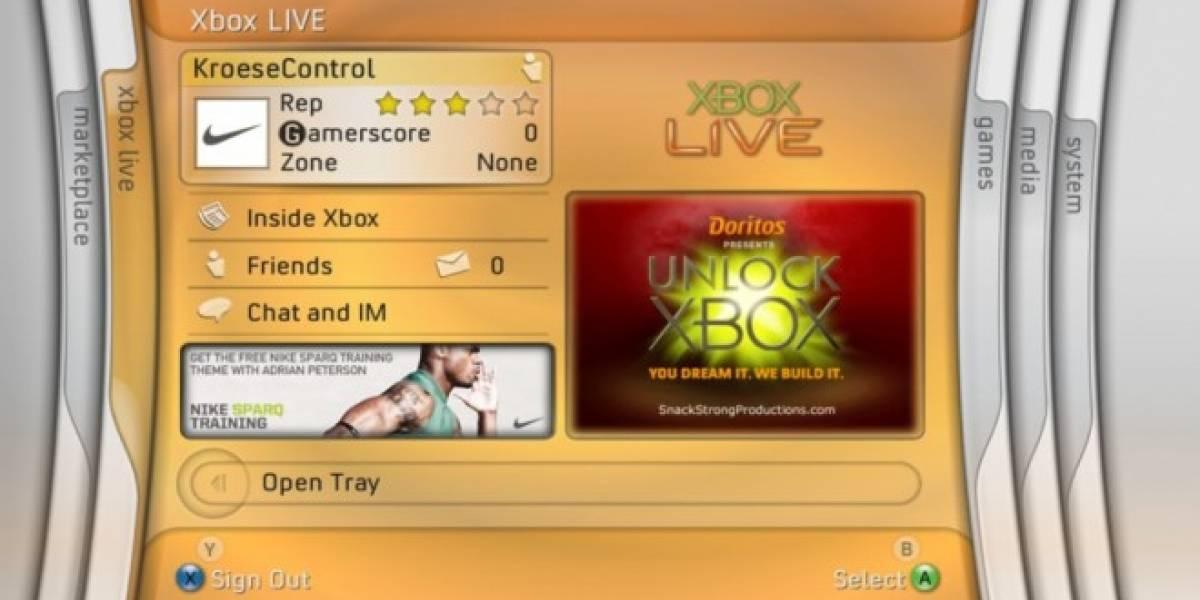 Membresía Xbox Live Gold baja de precio a USD $40