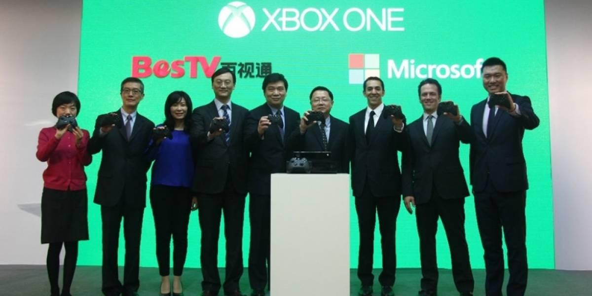 Xbox One vendió 100,000 unidades en su lanzamiento en China