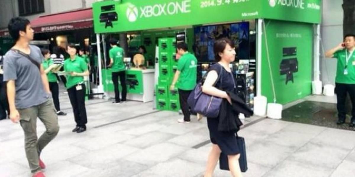 Xbox One toca fondo en Japón