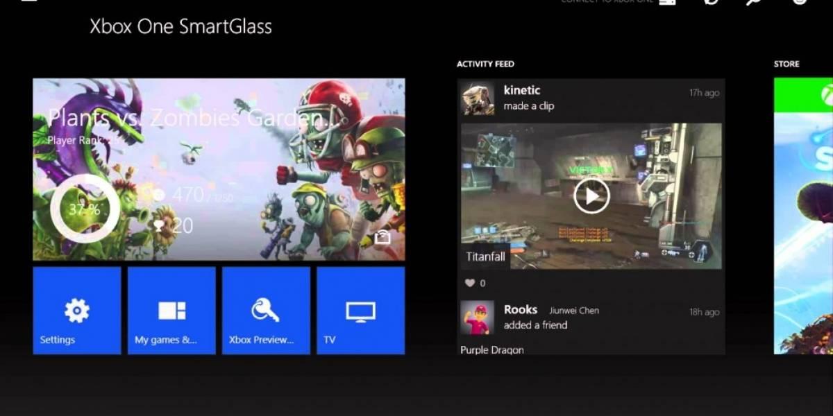Disponible la actualización de agosto para Xbox One
