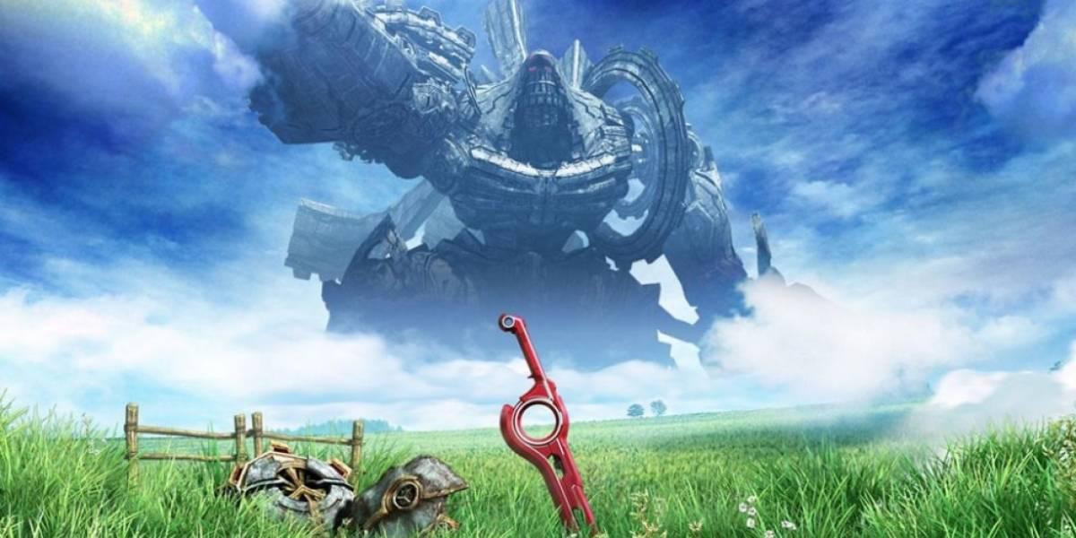 Xenoblade Chronicles 3D llegará en abril a América
