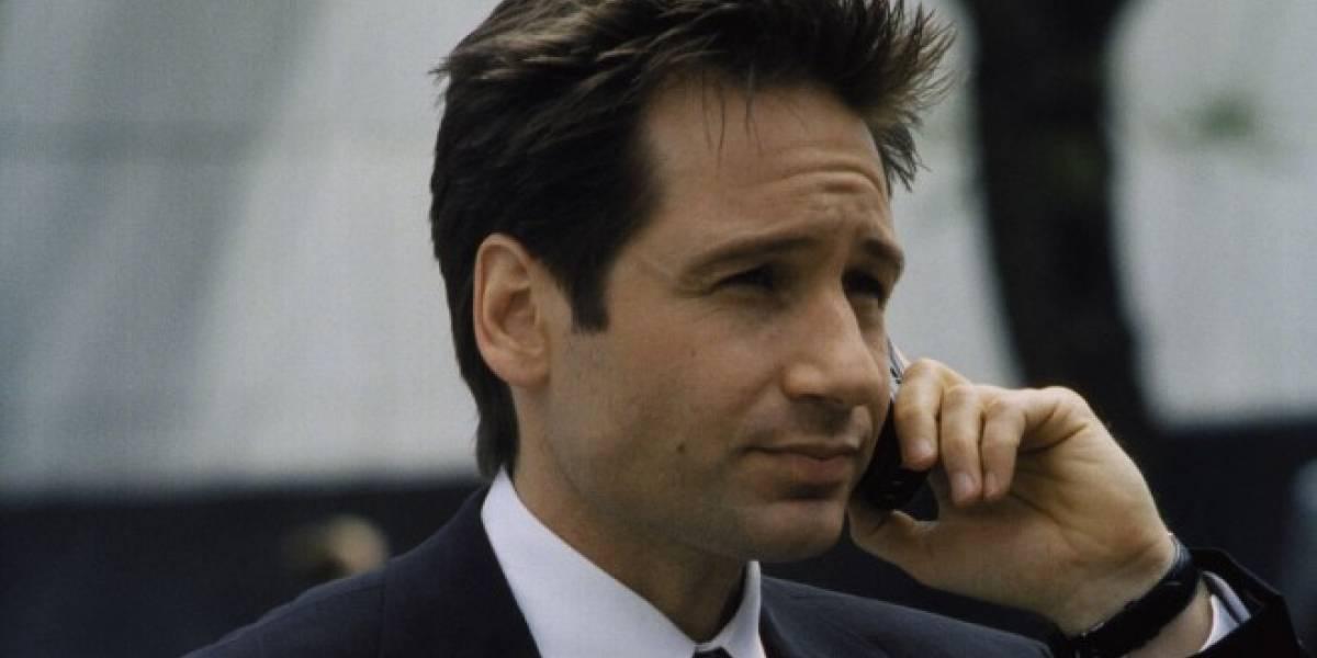Mulder y Scully utilizan teléfonos Nexus en nuevos capítulos de X-Files