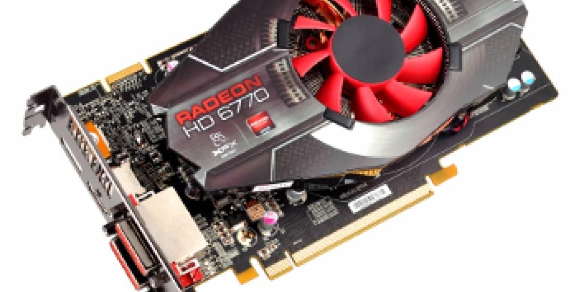 AMD Radeon HD 6750 y 6770 podrían ser lanzadas el 28 de abril