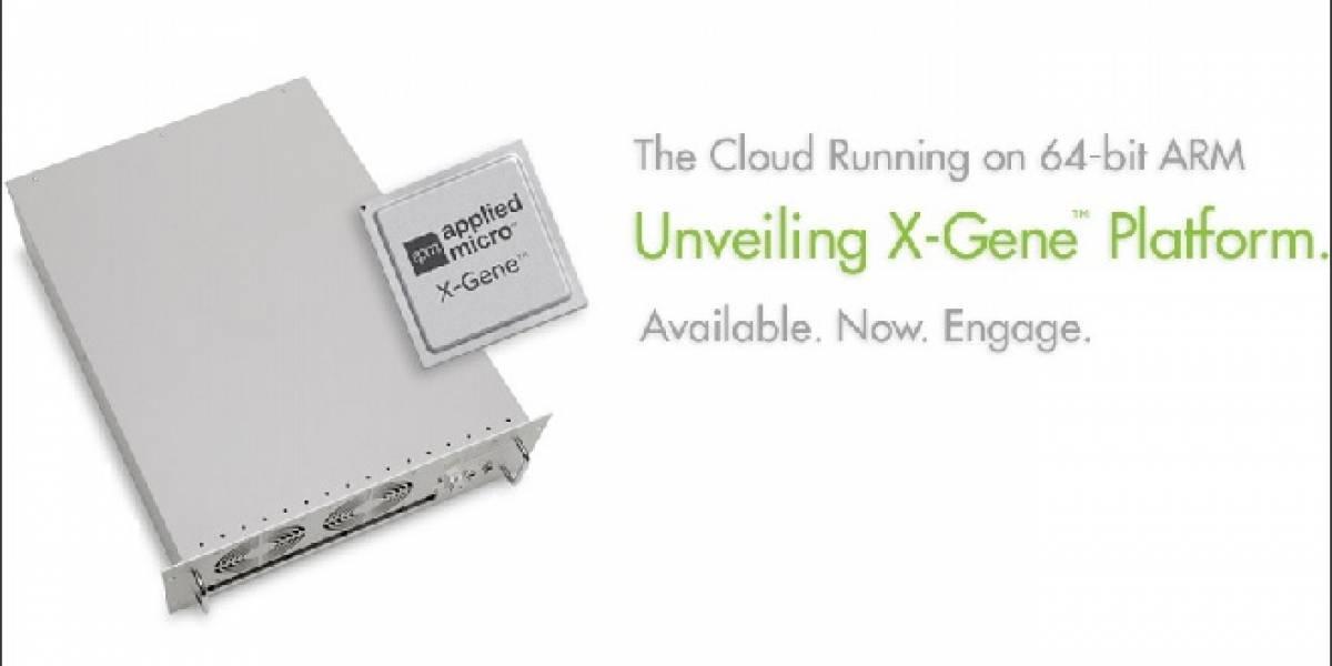 Applied Micro lanza X-Gene: El primer servidor ARM de 64 bits del mercado