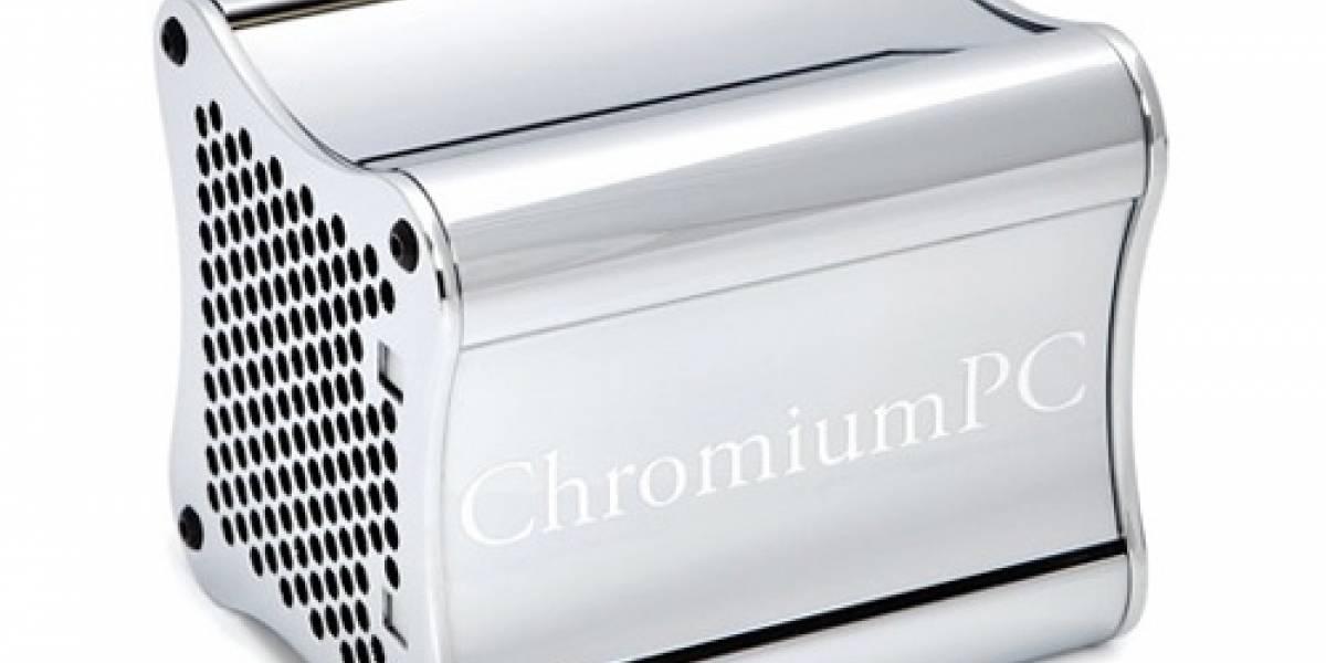 Anuncian primer nettop con ChromeOS