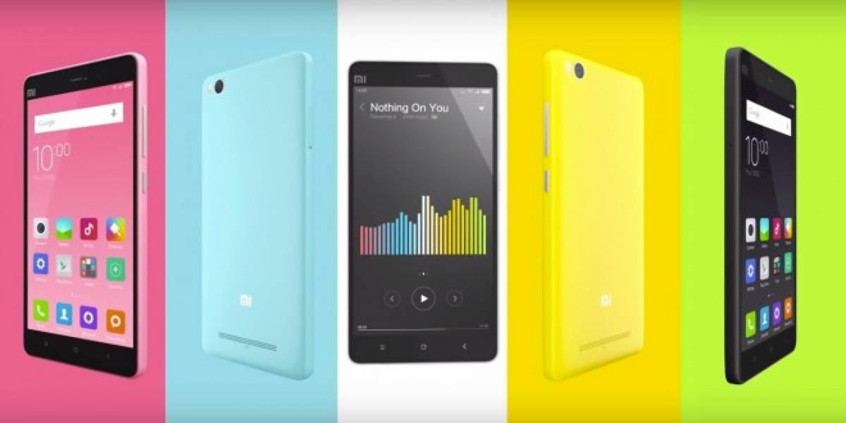Xiaomi anunciará nuevos dispositivos esta semana