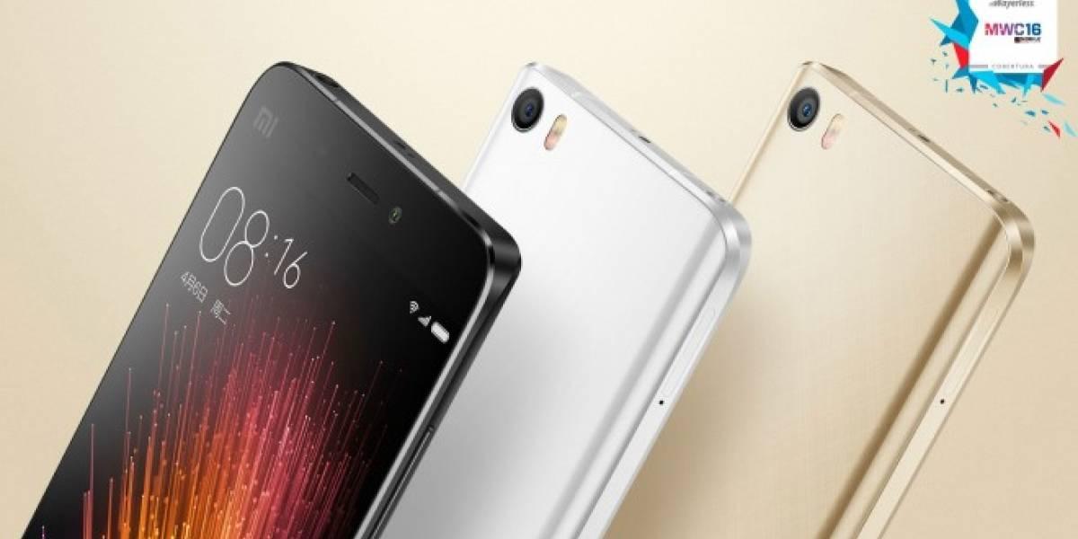 Xiaomi anuncia el poderoso Mi 5 #MWC16