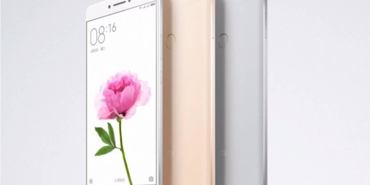 Xiaomi presenta el nuevo Mi Max con pantalla de 6,4 pulgadas