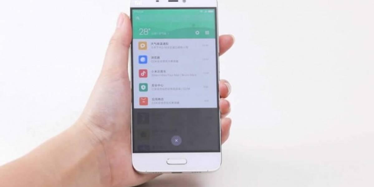 Así luce MIUI 8, la capa personalizada de Android de Xiaomi